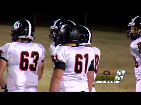 Gladewater vs Pleasant Grove 2017 (KLFItv Full Broadcast)