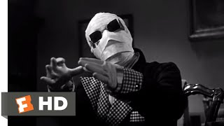 The Invisible Man (1933) - A Visible Partner Scene (3/10) | Movieclips