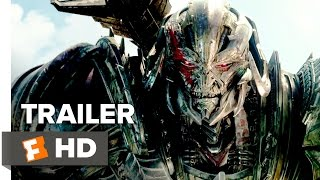 vuclip Transformers: The Last Knight Trailer #2 (2017) | Movieclips Trailers