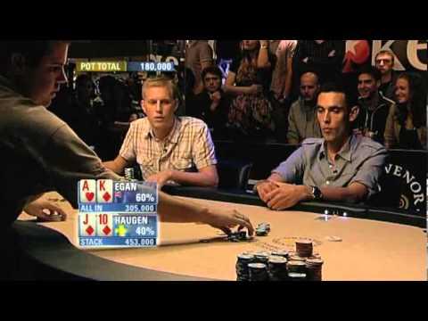 EPT London Season 4 (The European Poker Championships) - Final table