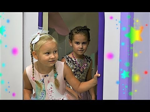 Классный ДЕНЬ РОЖДЕНИЯ Алины !!! Дети играют и веселятся в Angelove Hall Краснодар - Простые вкусные домашние видео рецепты блюд