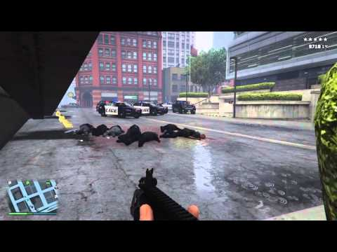 GTA V: Killing makes my dick hard thumbnail