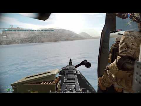 Project Reality v1.31 ► USMC Airborne Raid (Full Round)