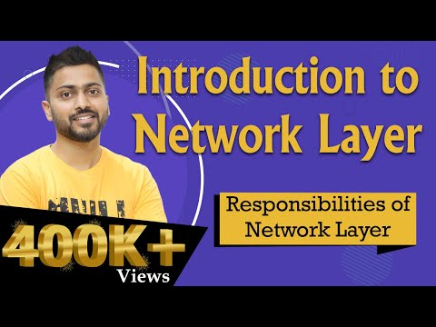 Network Layer | Responsibilities of Network Layers | OSI Model | Computer Networks