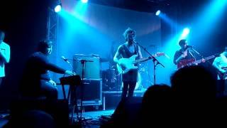 Eliza and the bear : it gets cold Live at Gloucester Guildhall Underground Festival 27.09.2014