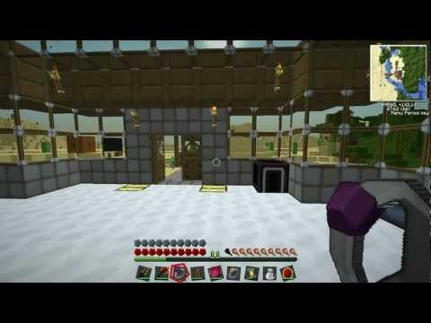 Minecraft Tekkit With Lewis Red Matter And Dark Matter Pedestal 28 Youtube
