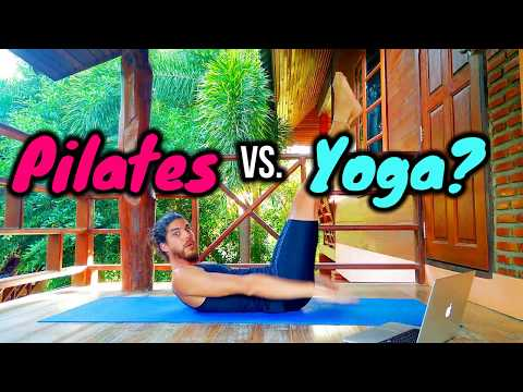 �� Pilates vs. Yoga | Which One To Choose?