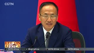 China hopes to welcome eSwatini into Africa-China cooperation