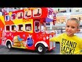 Wheels On The Bus - Nursery Rhymes song for Kids from Vlad and Nikita