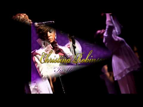 Christina RobinsonYou are Holy  Live Worship experience Recording 2011