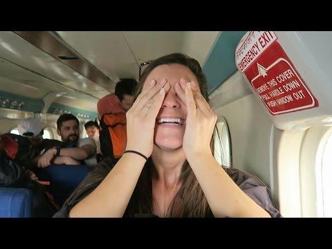 Day 1 | Everest Base Camp Trek | Terrifying Lukla Flight