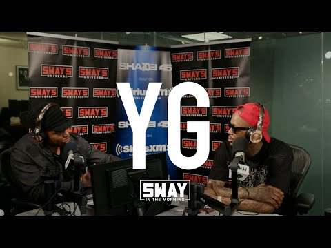 YG on Relations Between Mexican and Black People + Street Pe