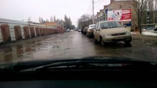 Дороги в Марксе (Март 2015, часть 3)