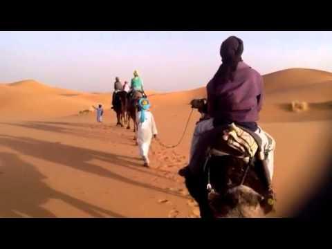 Sahara journey