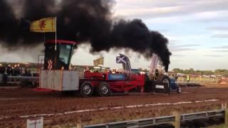 Cumbria tractor pulling 3