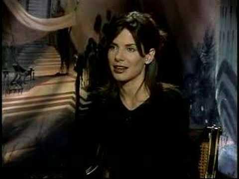 Sandra Bullock Interview
