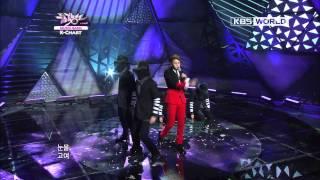 [Music Bank K-Chart] Yang Yoseob(BEAST) - Caffeine (2012.11.30)
