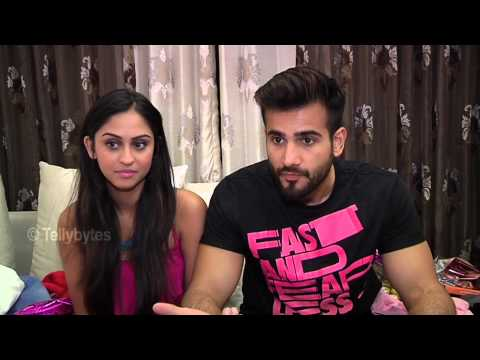 is karan tacker dating krystle d'souza