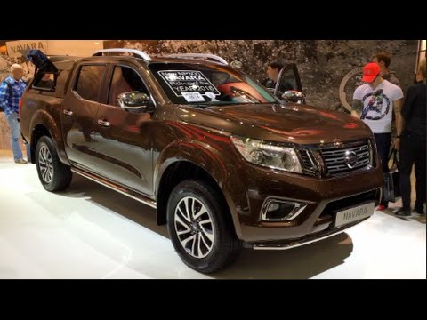 Nissan Np300 Navara Dci 190 At7 Tekna 2016 In Detail Review