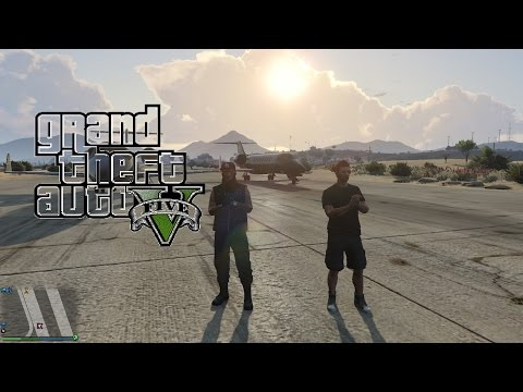 GTA 5 Online Funny Moments 02  - (Flying Crazy, Fire Truck, Break Dancing)