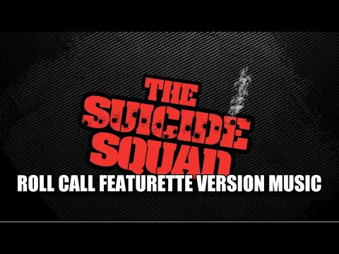 THE SUICIDE SQUAD Roll Call Music Version – FanDome Featurette Sneak Peak