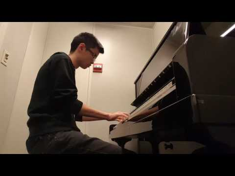 First - Cold War Kids (Piano Cover)