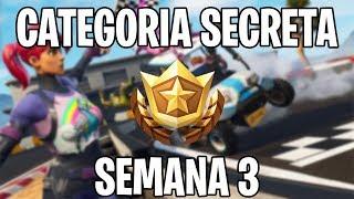 SECRET CATEGORY-SEMAINE 3-Fortnite Bataille Royale