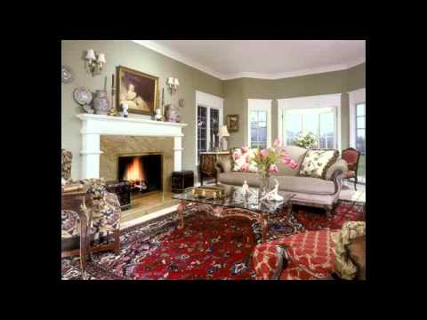 Odd shaped living room decorating ideas youtube for V shaped living room