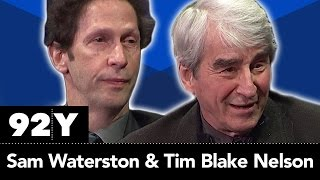 Sam Waterston and Tim Blake Nelson on Anesthesia: Reel Pieces with Annette Insdorf