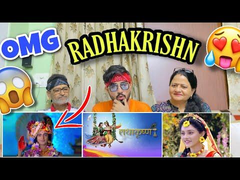 Omg Reaction ♥️ राधाकृष्ण Trailer   RADHAKRISHN Smedh Mallika new   SIDz TV 