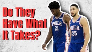 Can Ben Simmons And Joel Embiid Win A Championship Together?