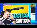 *NEW* TACTICAL SHOTGUN IN FORTNITE