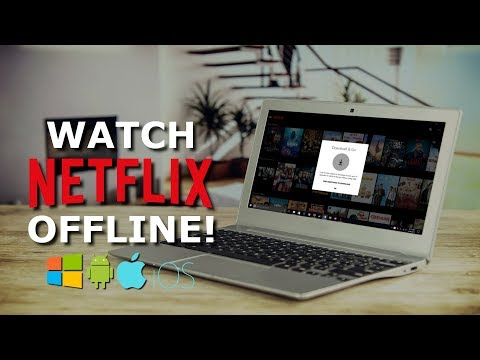 Can you download netflix movies on a mac laptop