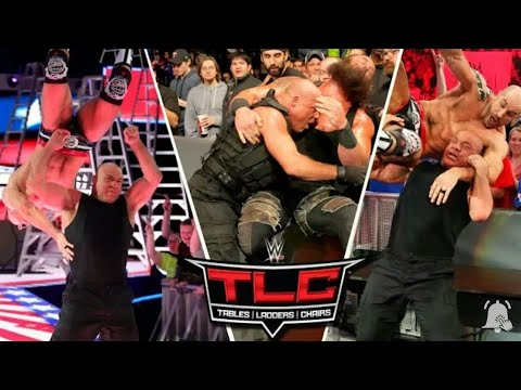 Wwe TLC FULL MATCH HIGHLIGHTS  32/10/2017
