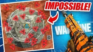 The IMPOSSIBLE FINAL CIRCLE in WARZONE