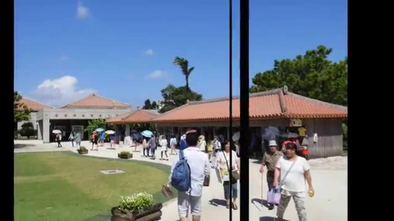 沖繩-第二天半潛水艇,民藝,如沒到過這可以說是沒來過沖繩。此為十六世紀時琉球王朝最具代表性的中式建築物,「奇蹟一的英哩」國際通 @ *雅築 ...