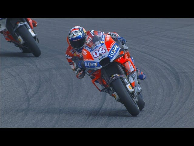 Ducati in action: 2018 PTT Thailand Grand Prix
