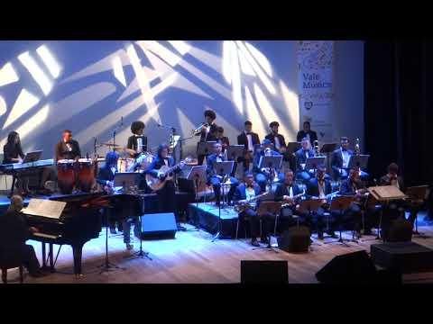 Paisagem Brasileira - Gilson Peranzzetta - Vale Música Jazz Band