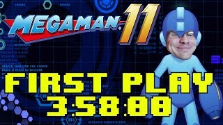 Mega Man 11: First Full Play-through