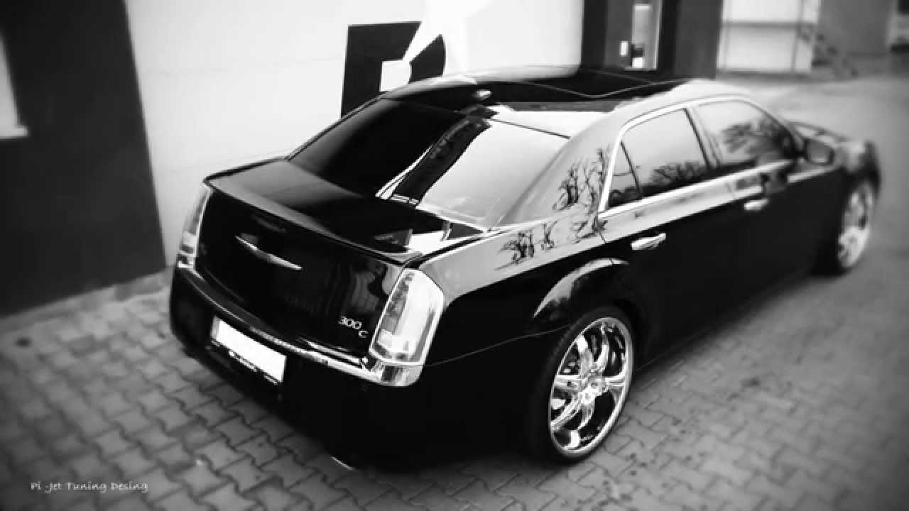 chrysler 300c 2012 tuning hemi 22 rims cutout pi jet tuning design youtube. Black Bedroom Furniture Sets. Home Design Ideas