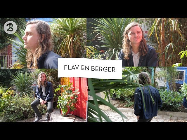 L'interview nouvelle vague avec Flavien Berger