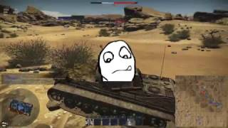 War Thunder   Funny Moments 1