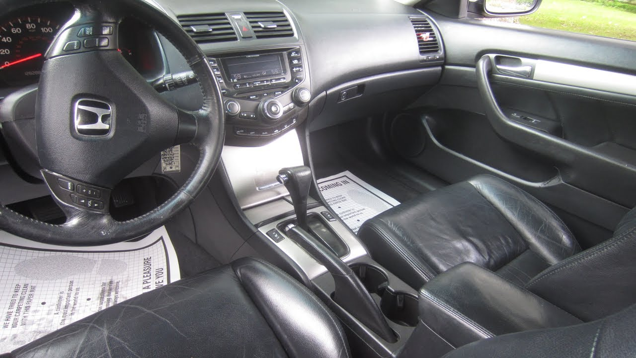 2004 honda accord grey used cars fishkill youtube. Black Bedroom Furniture Sets. Home Design Ideas
