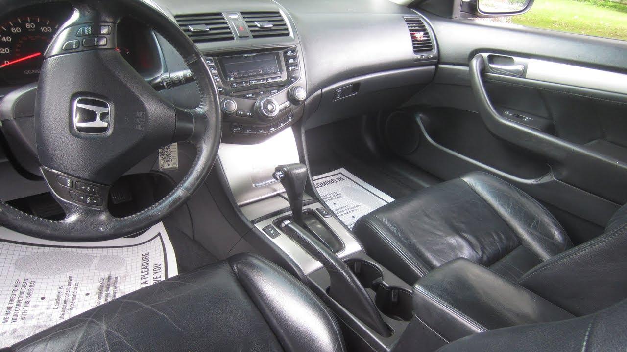 2004 Honda Accord Grey - Used Cars Fishkill - YouTube
