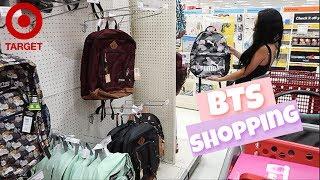 Back To School High School Shopping Vlog
