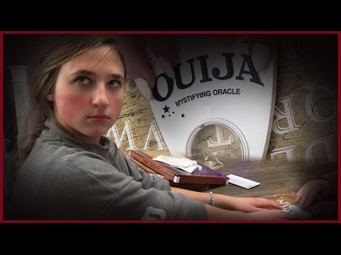 Contacting Scary Spirits With a Ouija...