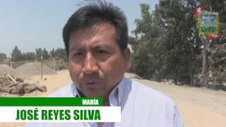 MUNICIPALIDAD DE SANTA MARIA INVIERTE PARA MEJORAR EL RIEGO EN EL SECTOR DE SANTA ROSALIA