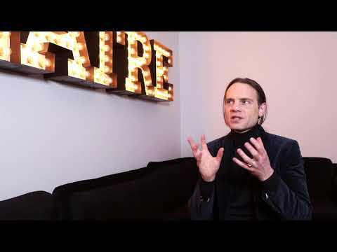 Jordan Roth discusses the Broadway theater experience