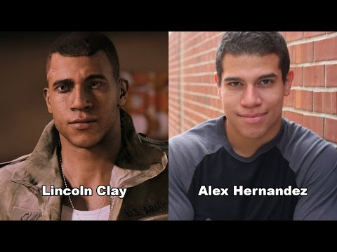 Mafia 3 - Characters and Voice Actors