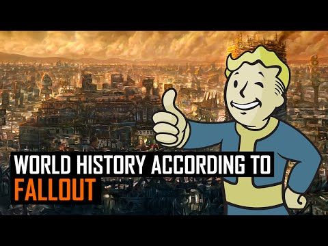 The History of the World according to Fallout